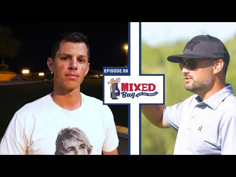 Golf with Nate Bargatze, Mini Golf With Buttsy   Mixed Bag   Golf Channel