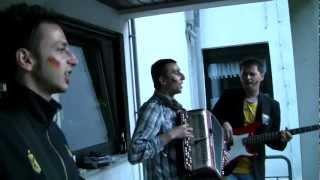 Los Colorados live beim Hörer-Garten-Konzert