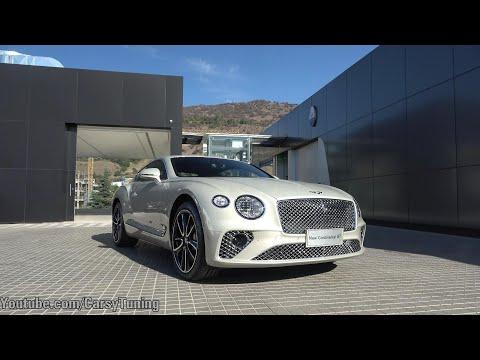 Nuevos Bentley Continental GT W12 y V8 Convertible en Chile!