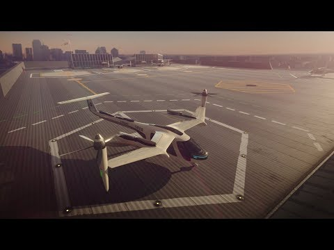 Uber teams up with NASA to launch flying taxi service by 2020