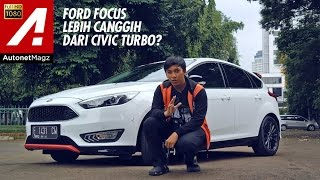 Review Ford Focus EcoBoost Indonesia and test drive by AutonetMagz