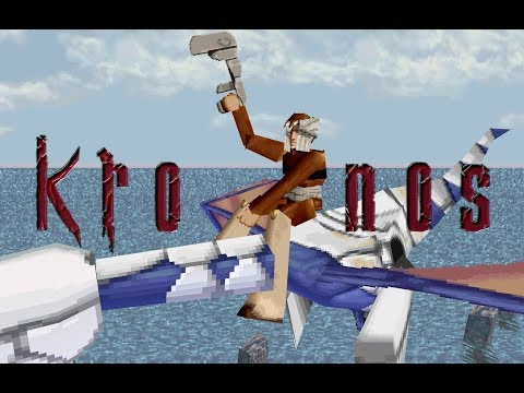 RetroArch Sega Saturn K R O N O S core with GPU Tessellation mode test