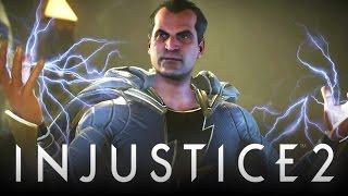 Injustice 2: New Black Adam Vs The Joker Intro Dialogue! (Injustice: Gods Among Us 2)
