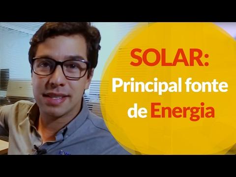 Solar: Principal Fonte de Energia