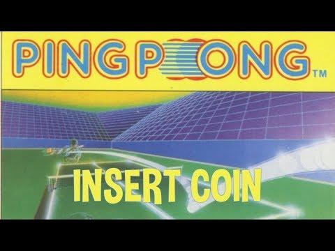 Konami's Ping Pong (1985) - Arcade - Análisis Comentado