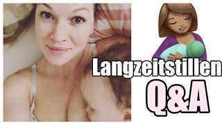 Langzeitstillen Q&A | Hängen deine Brüste? | Wann abstillen? | Nervt das stillen auch mal?