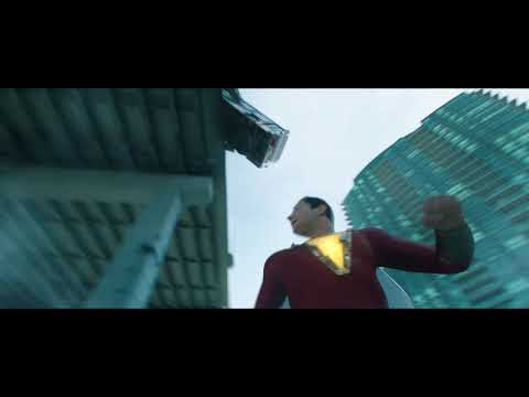 "¡Shazam! - Social Video ""Superhéroe poco serio"""