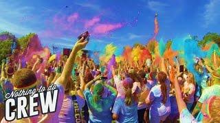 The Color RUN in Ypsilanti  (Go Pro edit)!