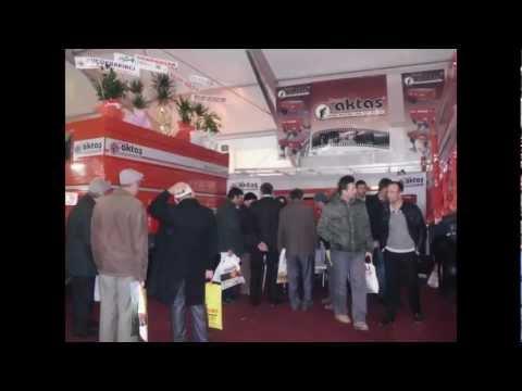 Kemal Aktaş Tarım Makina 2012 Konya Tarım Fuarındaydı . .