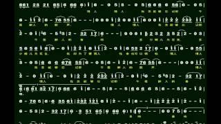 4.午夜香吻(Bb)薩克斯風教學(簡譜)
