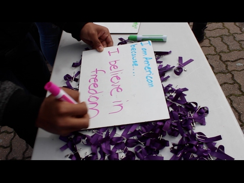 Fortifying Bridges reaffirms Carlmont's empowering students - Adriana Ramirez