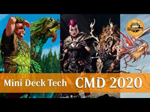 Mini Deck Tech Animados 4 | #MTGIKO #MTGIkoria