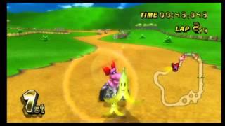 Mario Kart Wii: Moo Moo Meadows