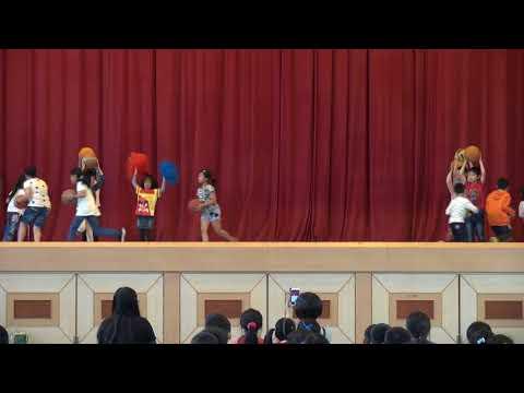 1070314兒童時間~三乙表演—抖肩運球舞 - YouTube