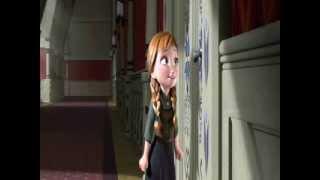 Frozen - Hazme un muñeco de nieve - Anna (Castellano)