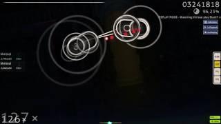 Osu! BlackY vs. Yooh - XROSS INFECTION [AVANT-GARDE]