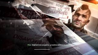 Call of Duty 8 Modern Warfare 3 - Acto 1 Mision 0 Prologo - Español HD