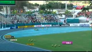 Kenya Win WL 7:08:40  4 x 800m Relay Final IAAF World Relays 2014