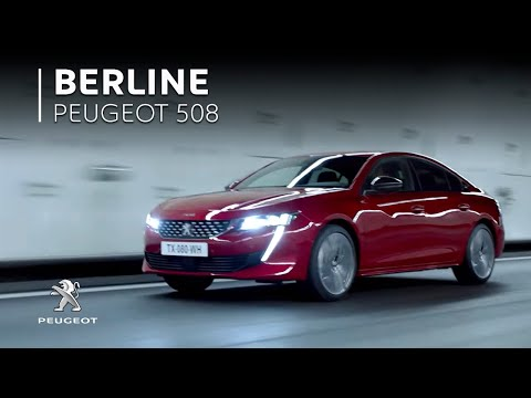New Peugeot 508 - What Drives You?
