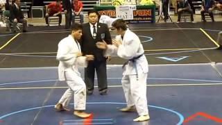 2017 Hawaii State Judo G129 - CJ Pascual-Tabuyo MPI vs Z Tateyama KLNI 5-6-17 | click2ED videos