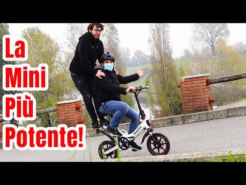 A €467 è la Mini Bici Elettrica più  …