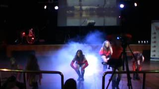 DS TRIUMFS Karsējmeitenes Junior group - Festival TalentShow 2014, Specbalva