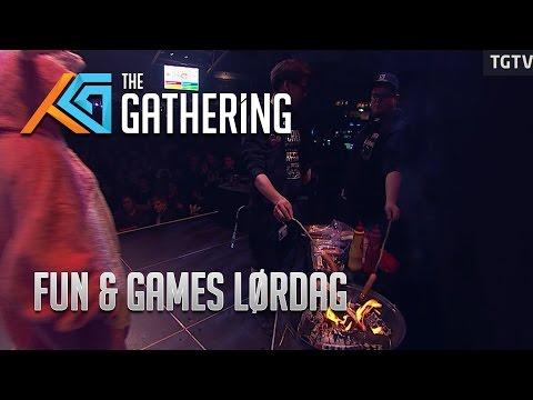 TG17: Fun & Games Lørdag