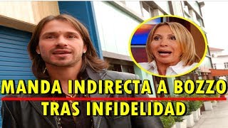 Cristian Zuárez ROMPE EL SILENCIO MANDA INDIRECTA a Laura Bozzo tras INFIDELIDAD