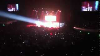 """""""More Than This"""" One Direction - Mexico City - June 5th, 2012, Up All Night Tour"""