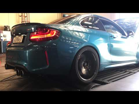 aFe Power 2016 - 2017 BMW M2 Power Package