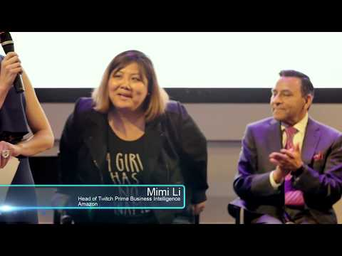 HARMAN & 1000 Dreams Fund: New Face of Tech Launch Event on International Women's Day -  Full Panel