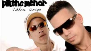 PIKENO E MENOR - VALEU AMIGO ( VIDEO OFICIAL)