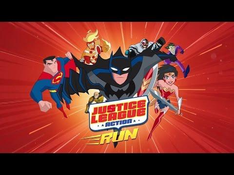 Justice League Action Run (Prezentare joc pe Motorola Moto M/ Joc Android)