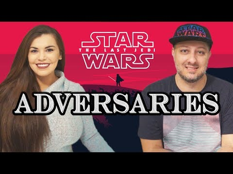 Star Wars The Last Jedi Brand Integrations | Adversaries⁵⁶