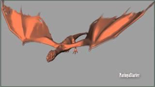 [3D] Dragon Animation