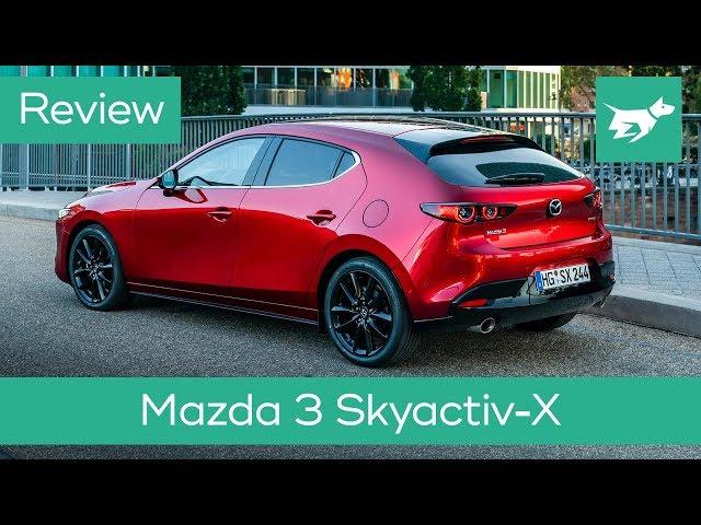 Mazda 3 Skyactiv-X 2.0 (BP)