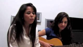 Ensina-me a Te amar ( Shalom ) - Interpretação Farlla - Melissa ao violão