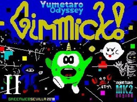 DIRECTO - GIMMICK! Yumetaro Odyssey (ZX SPECTRUM) (II)