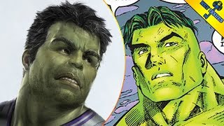 Avengers: End Game | Professor Hulk Explained