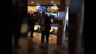 SSIO klaut nen Burger bei McDonald's XATAR hat hunger