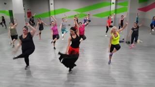 """Zumba Fitness """"Meneito"""" by Patricia Del Rio"""