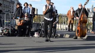 The Don Larue Combo with Marcos Adam (Paris 2014)