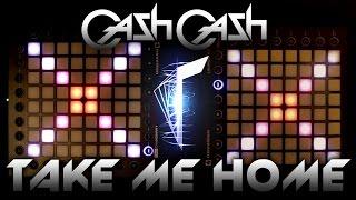 Cash Cash - Take Me Home   Teqqnix x Future Exit Cover