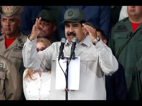 DIRECTO  Nicolás Maduro ofrece su mensaje anual a los venezolanos