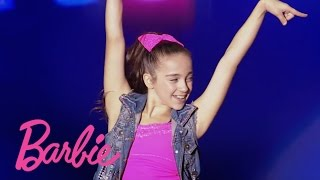 Kaycee Rice at Barbie Rock 'n Royals Concert Experience | Barbie