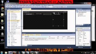 VB.NET Tema Yükleme | Turk Hack Team ## AeonTr