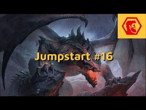 MTGA Jumpstart #16 - Doutor Dragão