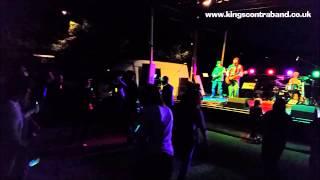 Kings Contraband - Mr Brightside Live