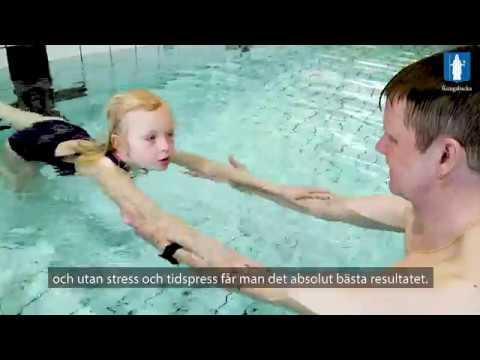 Träna simning