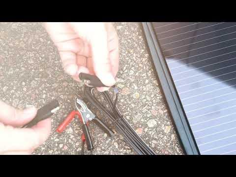 Veckans test: Solcellsladdare till bilen